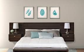 great wall mounted headboard with fantastic wall mounted headboard best ideas about wall mounted