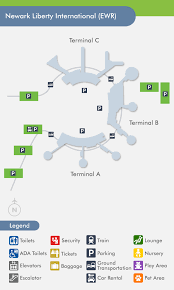 newark airport (ewr) terminal map Antigua Airport Map by terminal by airline antigua airport terminal map
