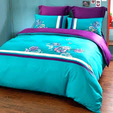 brown and turquoise bedding turquoise comforter set queen s and brown zebra size turquoise comforter set