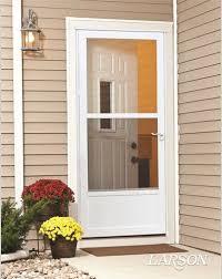 storm doors larson storm doors