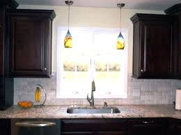 above sink lighting kitchen ideas pendant lights top bathroom fixtures