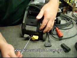 how to change a power lead on a kirby vacuum cleaner with clear and simple steps you