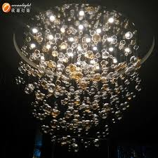 glass ball lighting. Crystal Hanging Candle Chandelier,modern Glass Ball Pendant Lamp OM802 Lighting I