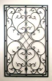 rustic wrought iron wall decor wood and iron wall decor cast iron wall decoration wrought decorative