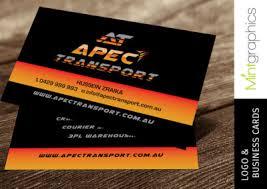 Custom Professional Logos Business Cards