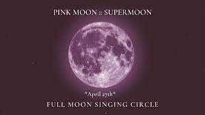April Super Full Moon Singing Circle with Leonie Bos, Tweede  Oosterparkstraat 180, Amsterdam, 27 April 2021