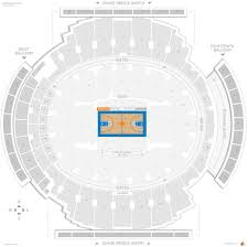 madison square garden seating chart with row numbers