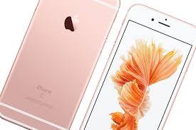 iphone 6s rosegull