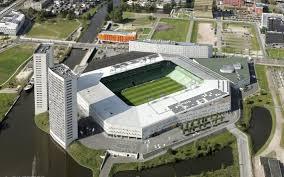 De Euroborg De Betrekkelijkheid Van Een Naam Op Een Voetbalstadion