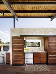 Open Air Kitchen Design