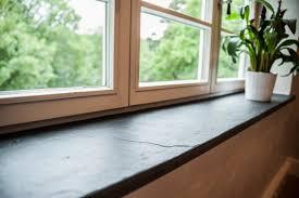 Fensterbank Innen Kunststein Beeindruckend Terrasse Aus Holz Und