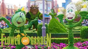 disney flower and garden. Contemporary Disney EPCOT FLOWER AND GARDEN FESTIVAL 2017  Walt Disney World Throughout Flower And Garden