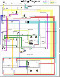 home wiring diagram wiring diagram schematics baudetails info example structured home wiring project 1