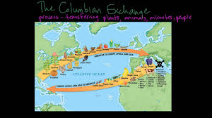the columbian exchange article khan academy