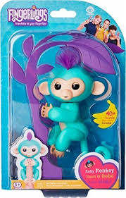 Fingerlings - Interactive Baby Monkey for and similar items