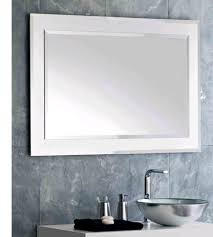 Bathroom Tilt Mirrors Tilt Bathroom Mirror Rectangular Home Design Ideas