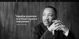 Martin Luther King Jr Day Celebrated On Apples Homepage 9to5mac