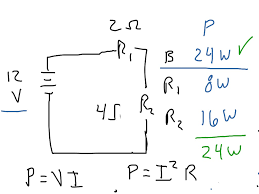 Rivp Chart Rivp Chart For Simple Circuit Science Physics