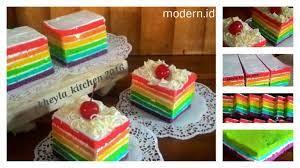 Namun ternyata, tidak semua olahan daging kambing seperti itu. Resep Rainbow Cake Kukus Cantik Buat Ulang Tahun Modern Id