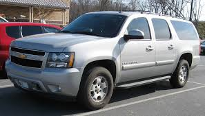 File:07 Chevrolet Suburban.jpg - Wikimedia Commons