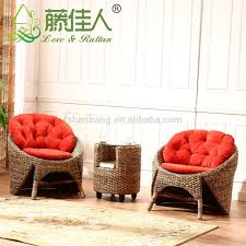 Seagrass Living Room Furniture Hotsale Modern Luxury Design Rattan Seagrass Living Room Sofa