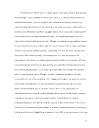 essay on personal leadership skills leadership essays