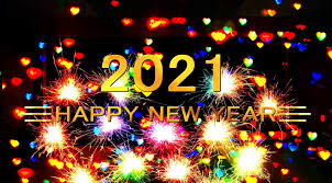 Happy New Year 2021 Wallpaper ...