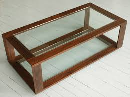 ... Coffee Table, Tables Framed Coffee Table Glass Top Display Coffee Table:  Inspiration Gallery From ...