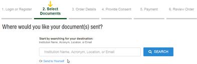 Former Student Online Ordering | Office Of The Registrar | Baylor ...
