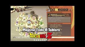 Como Acomodar Emblemas de Alma En El Tablero de la Comunidad Dragon Ball  Kakarot Todas las Sagas - YouTube