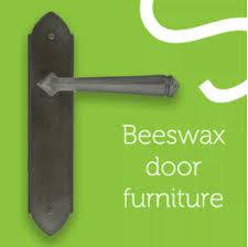 wrought iron door handles. beeswax door furniture wrought iron handles