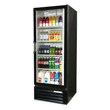 3 door glass refrigerator youngauthors intended for glass front fridge decorating