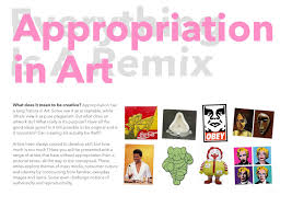 Appropriation In Art And Design Appropriation In Art An Overview By Frank Curkovic Issuu