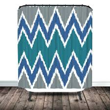 chevron shower curtain target. Blue Ikat Shower Curtain Chevron Trends Small Images Of Target