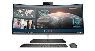 Front view of HP EliteOne 1000 All-in-One PC | HP® Official Site