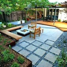 Backyard Landscape Design Plans Inspiration Backyard Landscaping Plans Metalrus