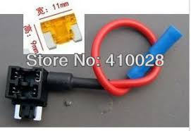 aliexpress com buy 12v 24v 15a fuse in line micro mini blade 12v 24v 15a fuse in line micro mini blade fuse tap holder add a circuit