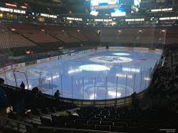 Scotiabank Maple Leafs Seating Chart Scotiabank Arena Section 101 Toronto Maple Leafs