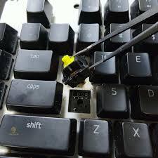 Sửa bàn phím cơ bị kẹt nút tại nhà dễ thực hiện - Restore.vn
