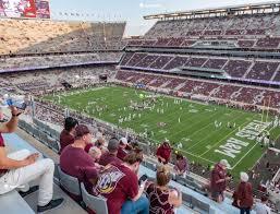Kyle Field Section 329 Seat Views Seatgeek