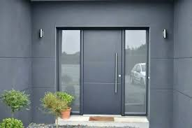 modern exterior front door doors with glass entry perfect latest in mid century