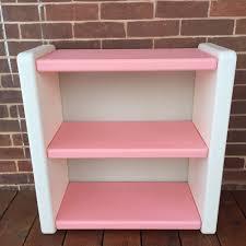 Little Tikes Storage Cabinet Details About Vintage Little Tikes Pink White Bookshelf Book