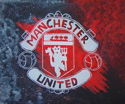 Manchester united football club is a professional football club based in old trafford, greater manchester, england, that competes in the premier league, the top flight of english football. Manchester United Logo Merida Paintings Prints Sports Hobbies Soccer Artpal