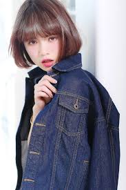 韓国女子を追求せよオルチャンな髪型タンバルモリが可愛い