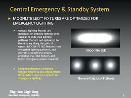 nfpa 101 emergency lighting levels testing requirements 9 local branch circuit monitoring
