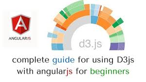 Complete Guide For Using D3js With Angularjs For Beginners