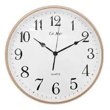 Часы настенные <b>La Mer</b> GD353-1 золотистые – выгодная цена ...