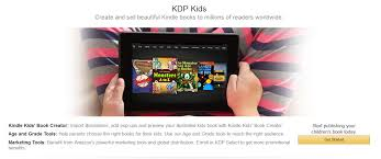 along with this additional platform available to children s book authors amazon has launched their new kindle kids book creator