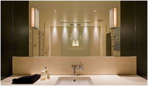 Lighting Fixtures Bathroom Interior Vertical Bathroom Lights Boxie Ceiling Light From Tech
