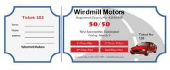 formato boletos rifa formato para boletos de rifa en excel tarjetas de presentacion